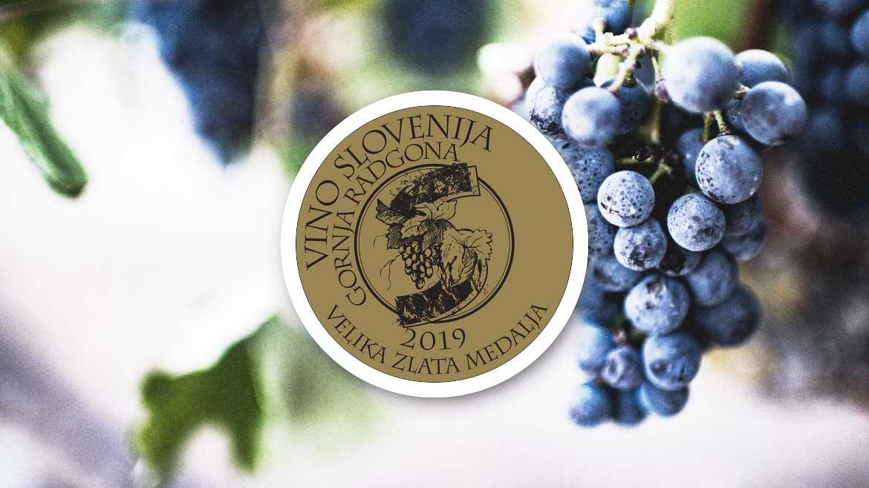 VINO SLOVENIJA 2019 in ZAJC – najvišje nagrajena dolenjska vinska klet